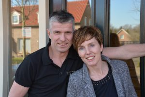 Ruud en Anita vd Ven Venhorst bakker